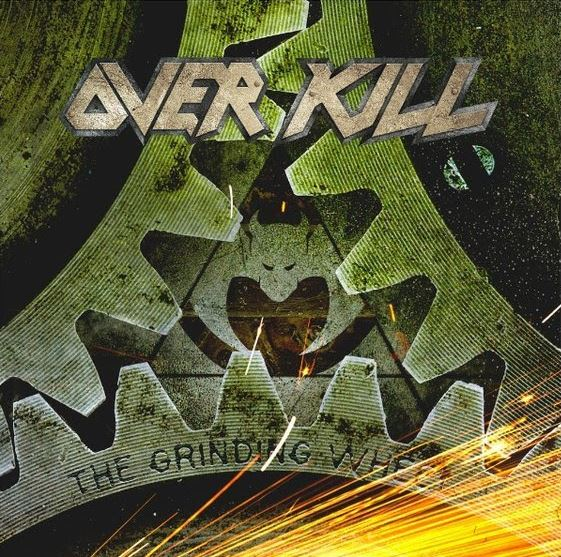 Overkill - The Grinding Wheel - Album Cover