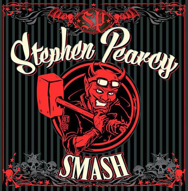 Stephen Pearcy - Smash - Album Cover