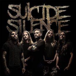 Suicide Silence - Suicide Silence - Album Cover