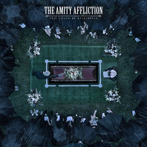 The Amity Affliction - This Could Be Heartbreak - Album Cover