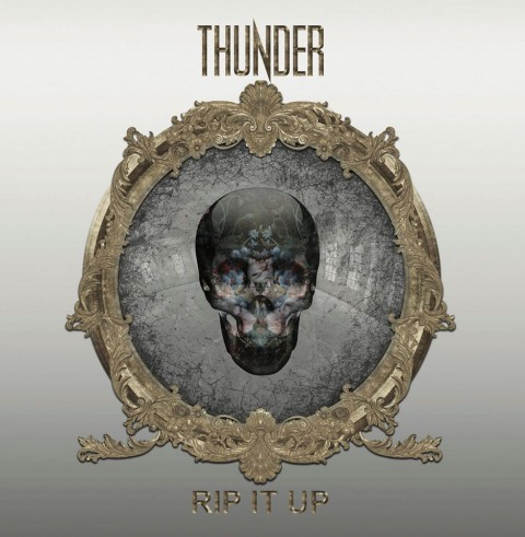 Thunder - Rip It Up - Album Cover