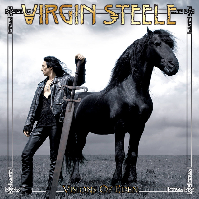 Virgin Steele - Visions Of Eden - Album Cover