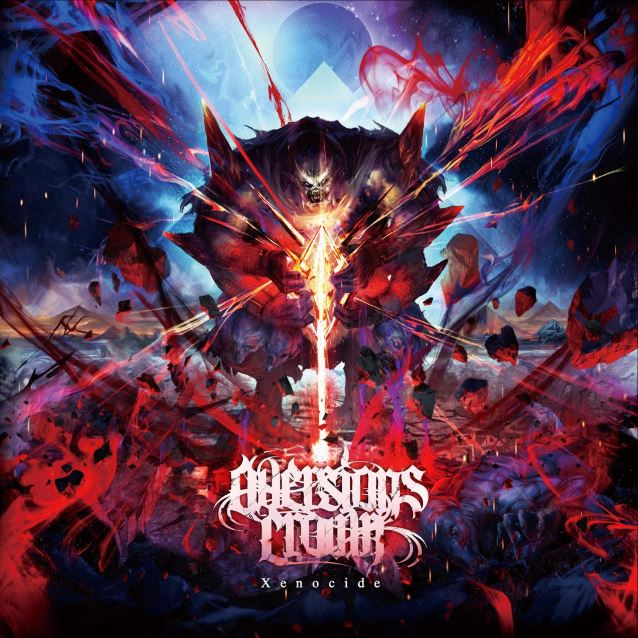 Aversions Crown - Xenocide - Album Cover