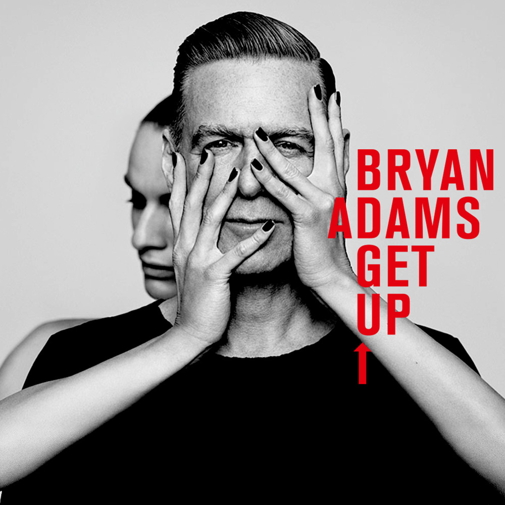 Bryan Adams - Get It Up - Album Cover