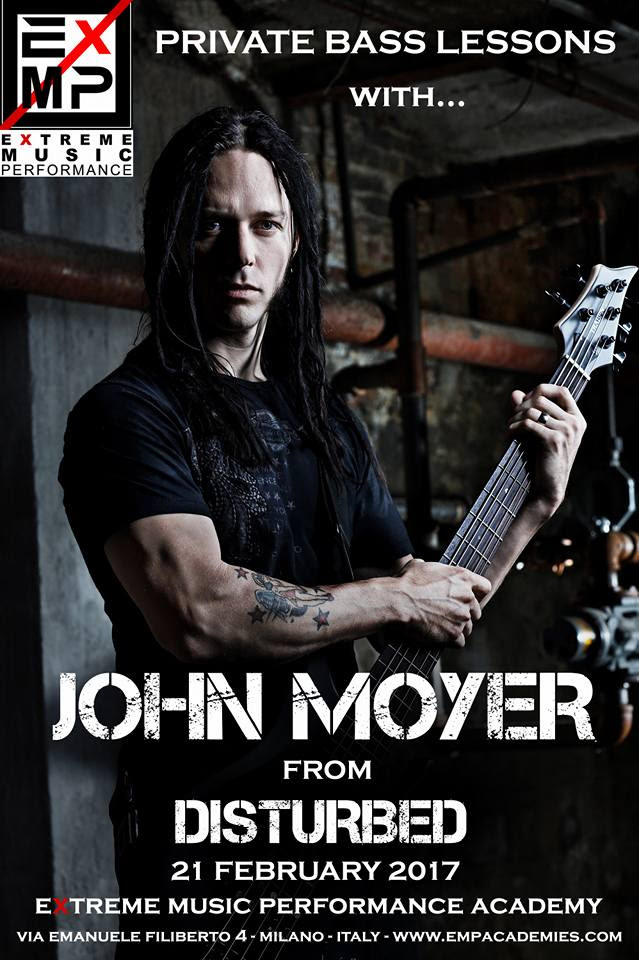 John Moyer - Private Bass Lessons - Extreme Music Performance Academy - 2017 Promo