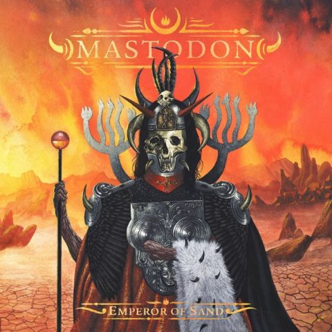 Mastodon - Emperor Of Sand - Album Cover