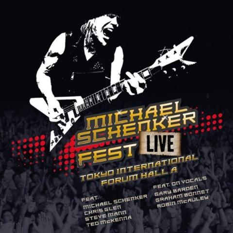 Michael Schenker - Michael Schenker Fest Tokyo Live - Album Cover
