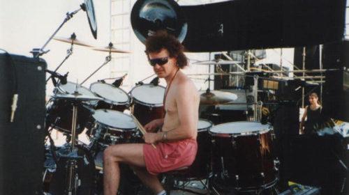 24 gennaio 1953 - nasce Nigel Glockler