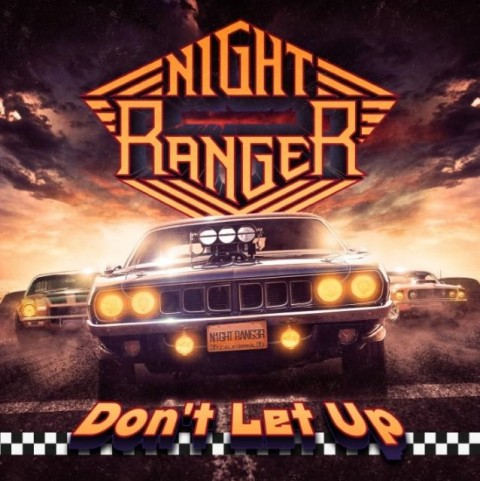 Night Ranger - Don't Let Up - Album Cover