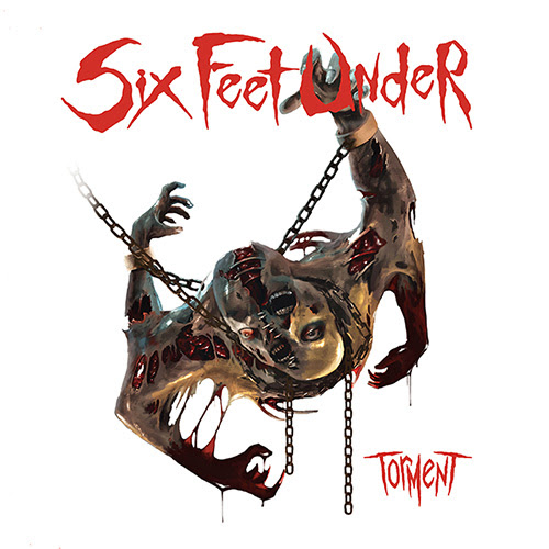 Six Feet Under - Torment - Album Cover