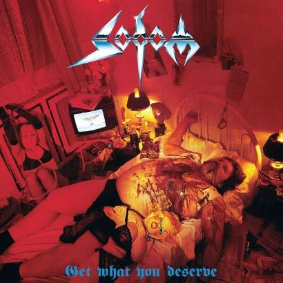 Sodom - Get What You Deserve - Album Cover