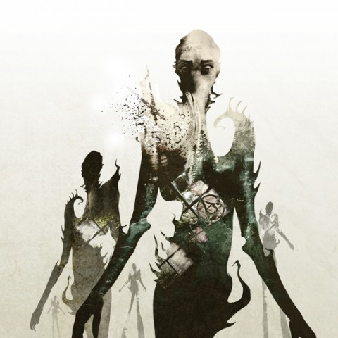 The Agonist - Five - Album Cover