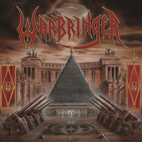 Warbringer - Woe To The Vanquished - Album Cover