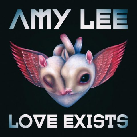 Amy Lee - Love Exists - Single Cover