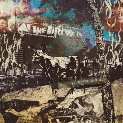 At The Drive In - Inter Alia - Album Cover