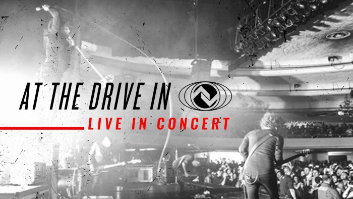 At The Drive In - Live In Concert 2017 - Promo