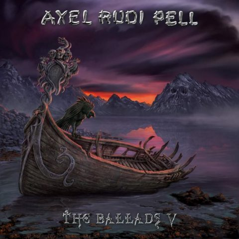 Axel Rudi Pell - The Ballads V - Album Cover