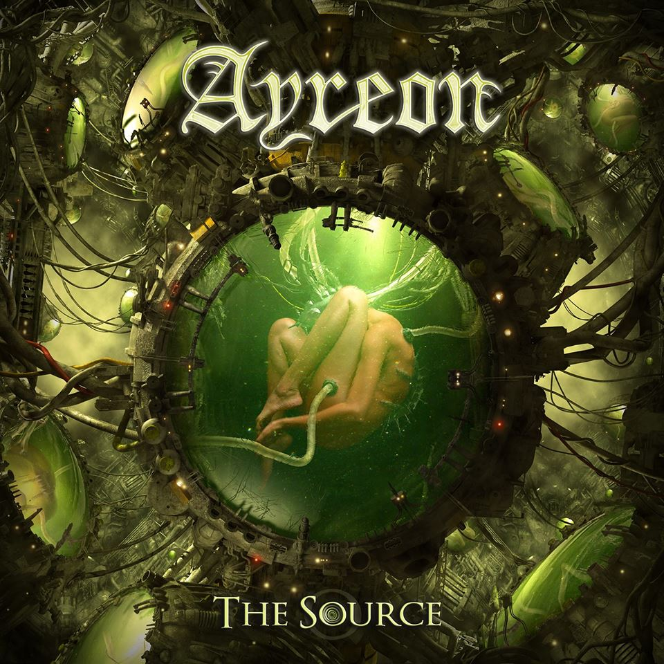 Ayreon - The Source - Album Cover