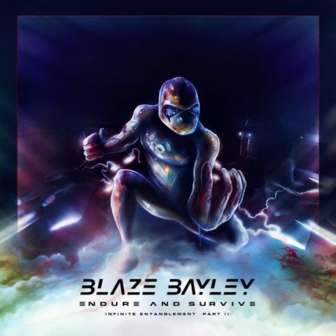 Blaze Bayley - Endure And Survive Infinite Entaglement Part II - Album Cover