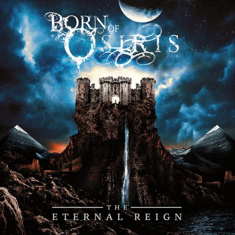 Born Of Osiris - The Eternal Reign - Album Cover