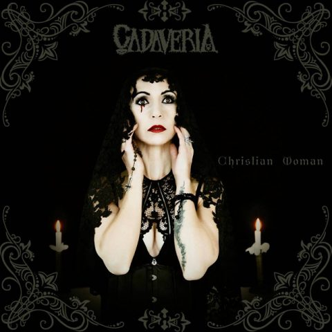 Cadaveria - Christian Woman - Single Cover