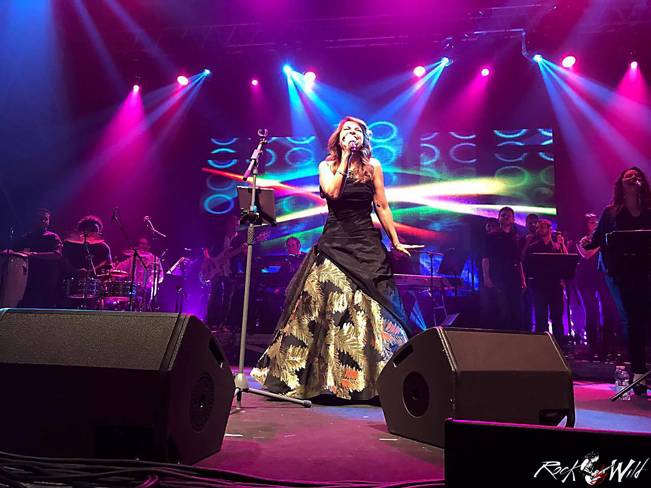 Cristina D'avena @ Atlantico - 28 01 2017