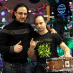 Salotto dei Batteristi @ Drums Planet - 04 02 2017