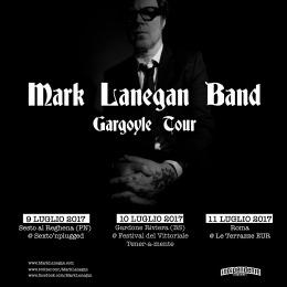 Mark Lanegan Band - Gargoyle Tour 2017 - Promo