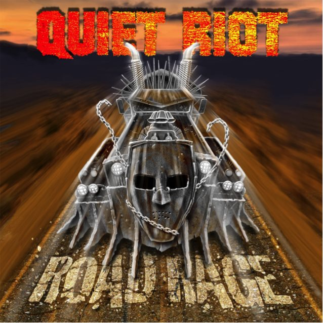 Quiet Riot - Road Rage - Album Cover