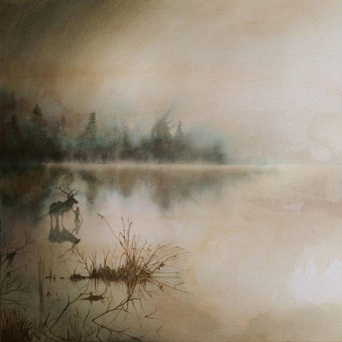 Sòlstafir - Berdryminn - Album Cover