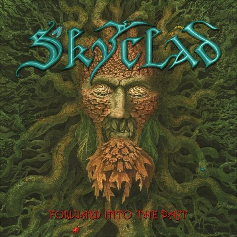 Skyclad - Forward Into The Past - Album Cover