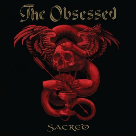 The Obsessed - Sacred - Album Cover