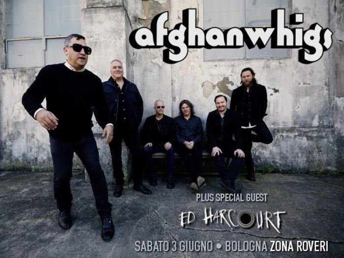 Afghan Whigs - Ed Harcourt - Zona Roveri - Tour 2017 - Promo