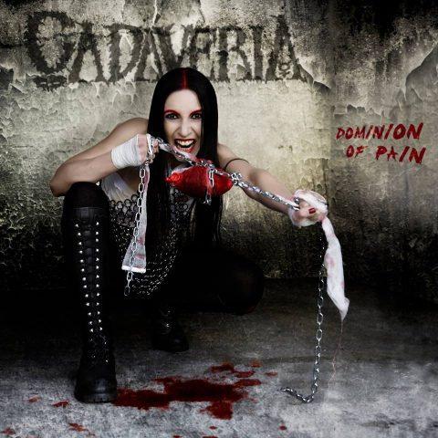 Cadaveria - Dominion Of Pain - Single Cover