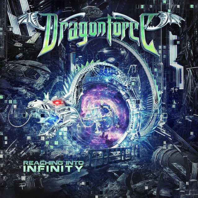 Dragonforce - Reaching Into Infinity - Album Cover
