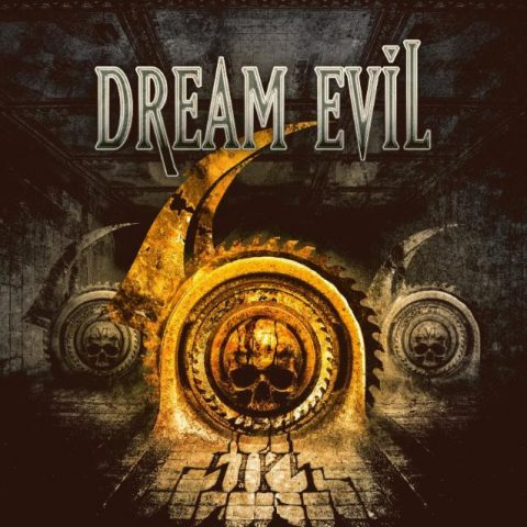Dream Evil - 6 - Album Cover