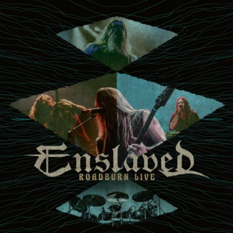 Enslaved - Roadburn Live - Album Cover
