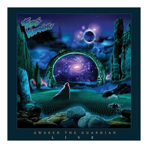 Fates Warning - Awaken The Guardian Live - Album Cover