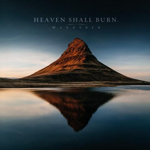 Heaven Shall Burn - Wanderer - Album Cover