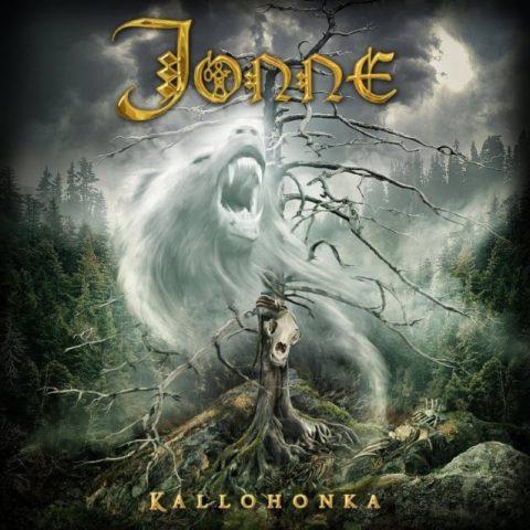 Jonne - Kallohonka - Album Cover