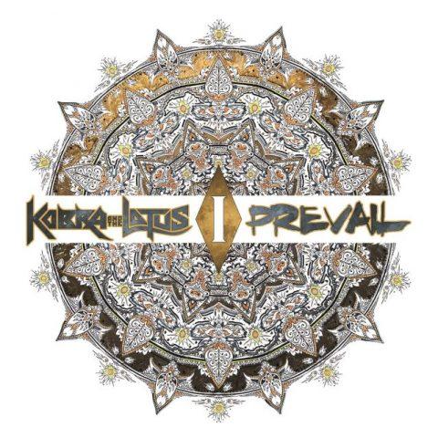 Kobra And The Lotus - Prevail I - Album Cover