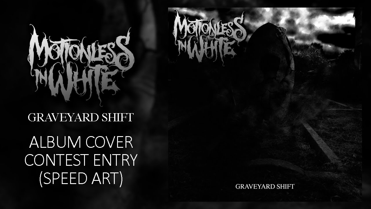 Motionless In White - Graveyard Shift - Album Cover