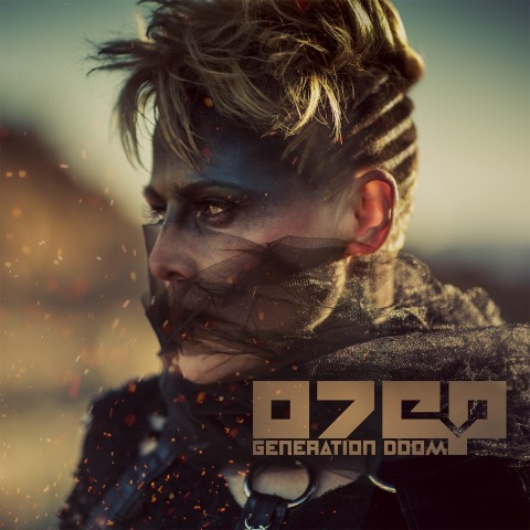 Otep - Generation Doom - Album Cover