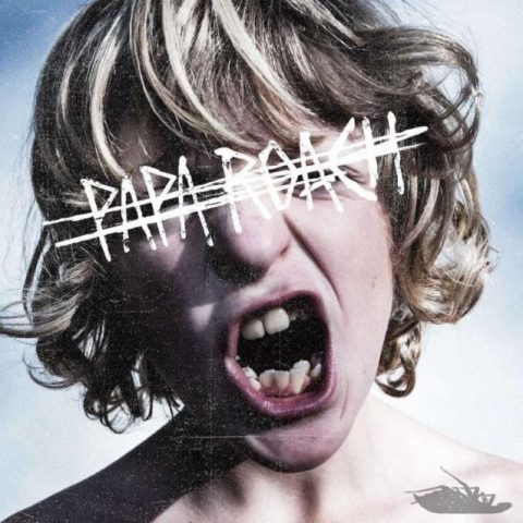 Papa Roach - Crooked Teeth - Album Cover