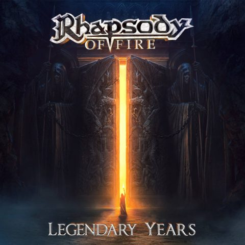 Rhapsody Of Fire Legendary Years - Album Cover