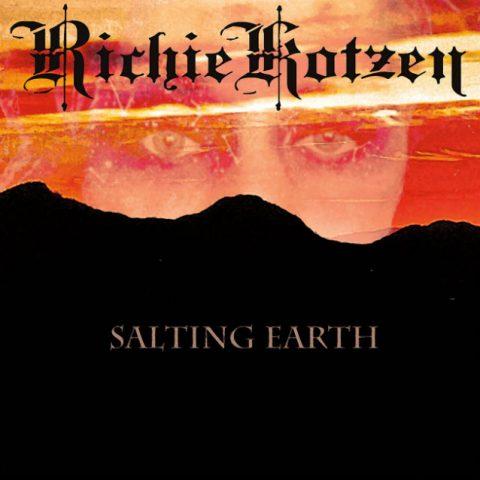 Richie Kotzen - Salting Earth - Album Cover
