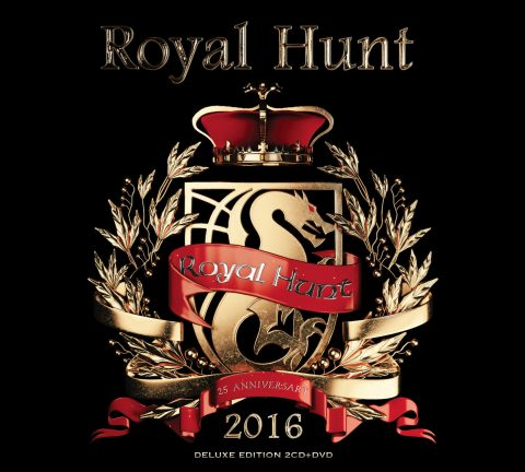 Royal Hunt - 2016 - Album Cover