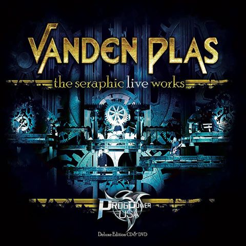 Vanden Plas - The Seraphic Live Works - Album Cover