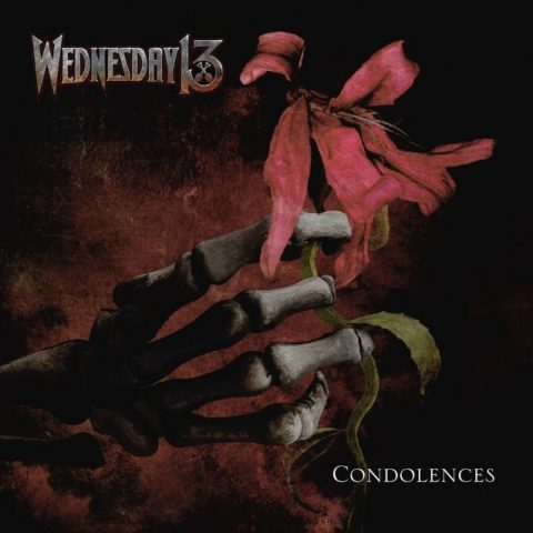 Wednesday 13b - Condolences - Album Cover