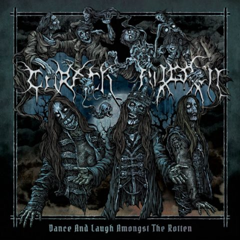 Carach Angren - Dance And Laugh Amongst The Rotten - Album Cover
